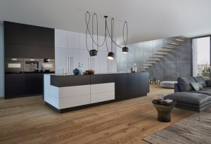 LACQUER KITCHENS