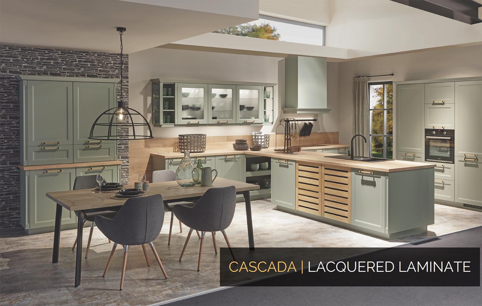 Nobilia Cascada Kitchen
