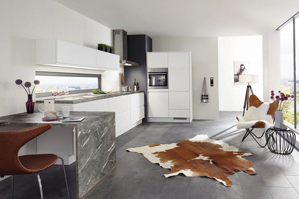 Nobilia Inline Kitchen