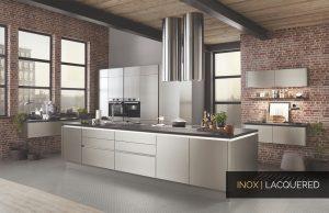 Nobilia Inox Kitchen