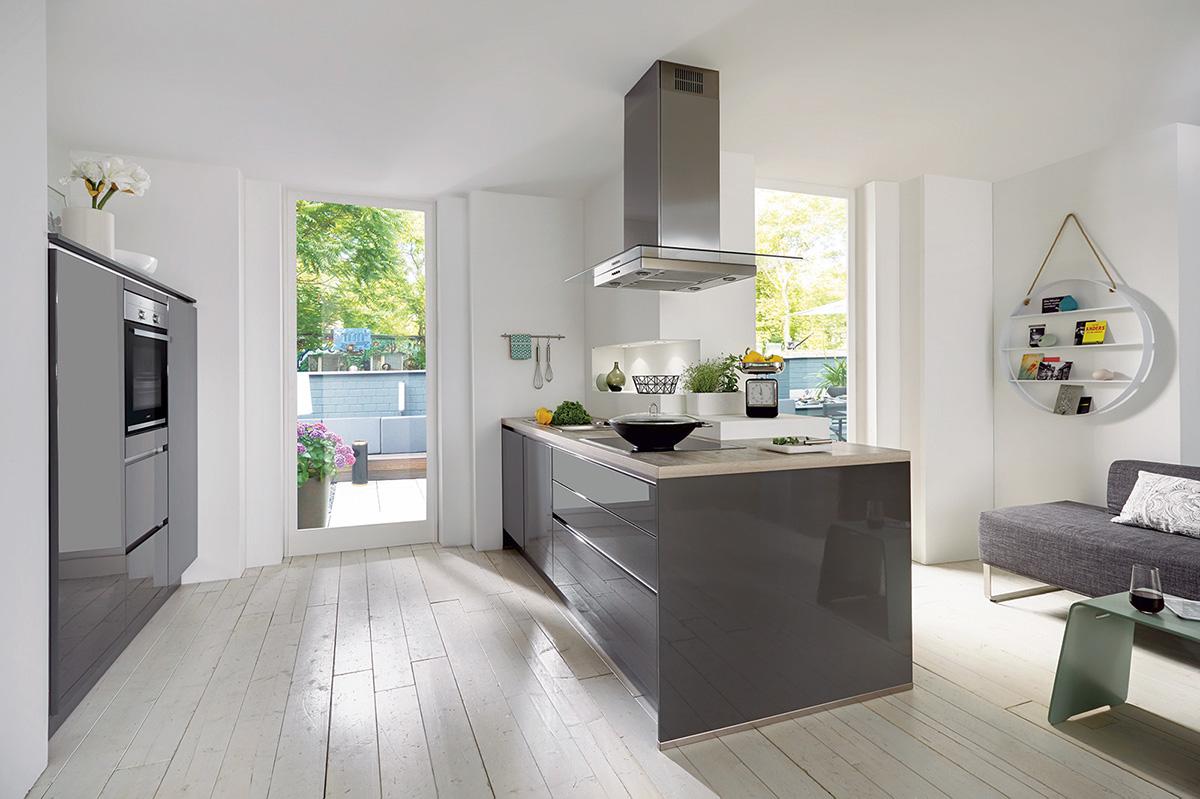 Nobilia Lux Kitchen