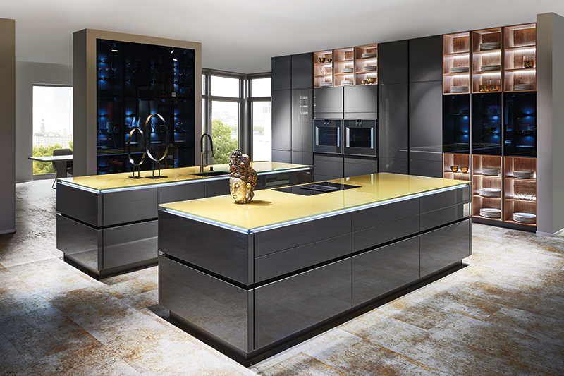 Nobilia Lux Kitchens