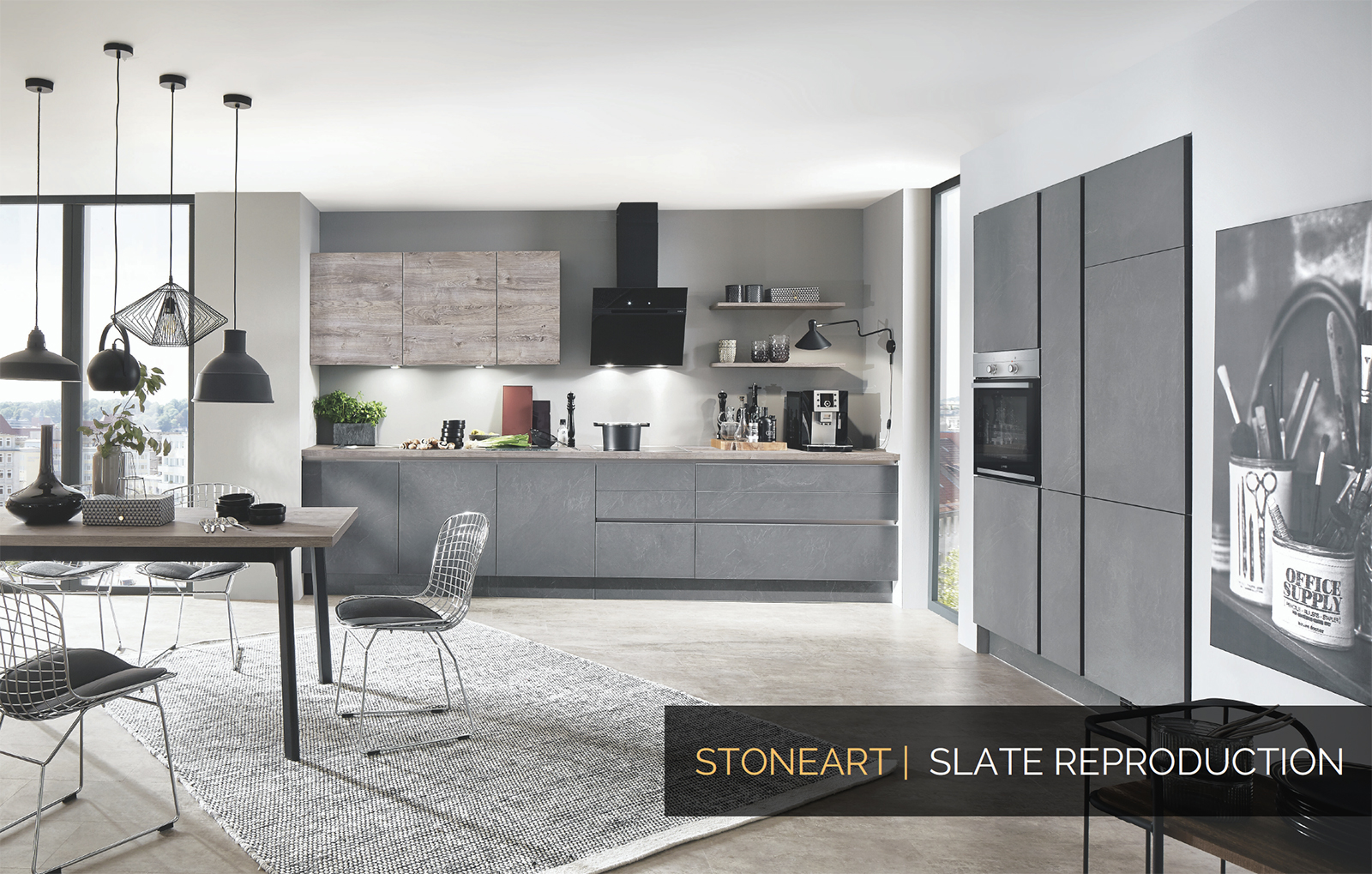 Nobilia Stoneart Kitchen