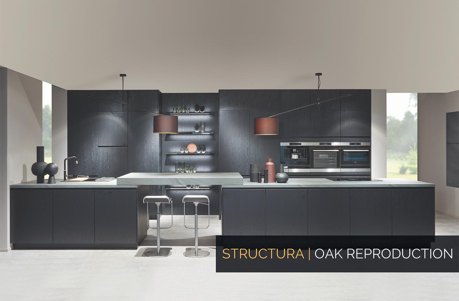 Nobilia Structura Kitchen